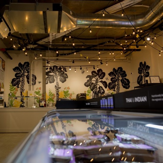 Eat Local / Performance Kitchen Crafted