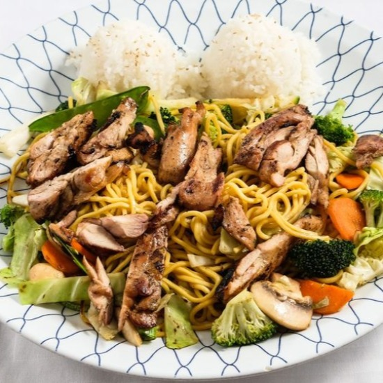 image of Nasai Teriyaki
