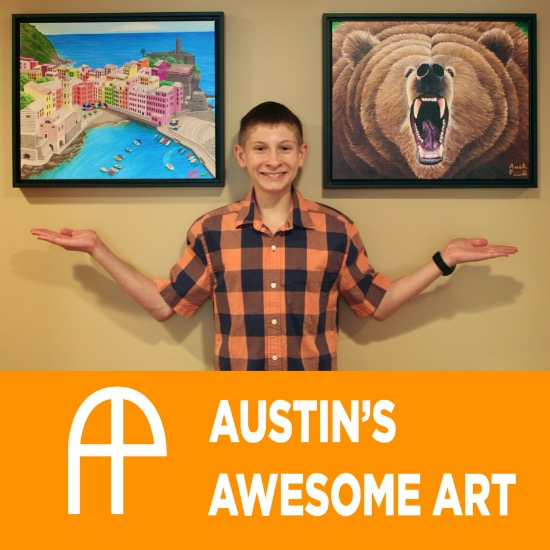 image of Austin's Awesome Art