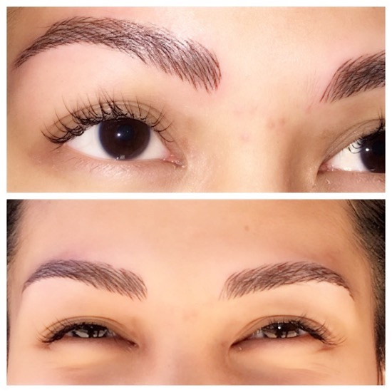 Seattle Permanent Makeup and Microblading with regina Celeste