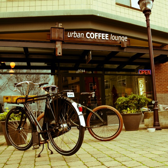 image of urban COFFEE lounge