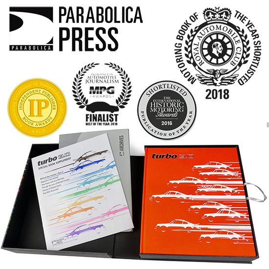 Image of Parabolica Press