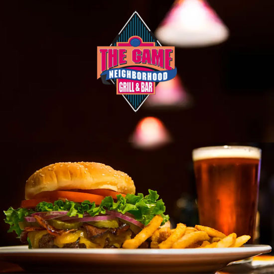 image of The Game Neighborhood Grill and Bar