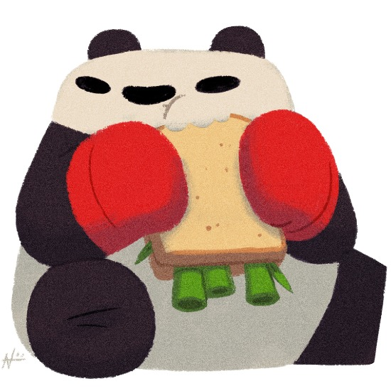 image of Punching Pandas
